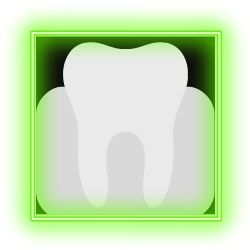 Periapical X-ray icon